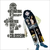 Colosseum - Live At The Montreux International Jazz Festival 1969 [New CD] UK -