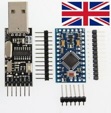 Arduino compatible Mini Pro V3.0 ATmega328 Mini + USB Serial Adapter Uk