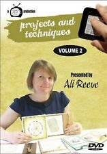 Stamps Away Collection Projects & Tecniques Volume 2 Ali Reeve Wet Stamping