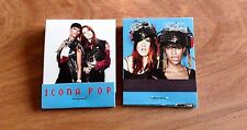 ICONA POP  promotional matches Lot Of 2 I LOVE IT