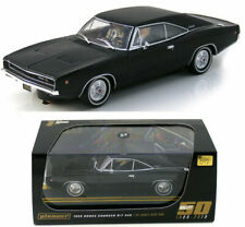 Pioneer Slot Car P086 Dodge Charger R/T 440 BULLITT Assassins �50th Anniversary Special Edition�