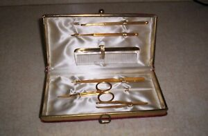 VINTAGE MANICURE SET BY BARBARA BATES