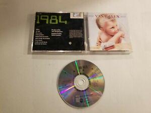 1984 by Van Halen (CD, 1984, Warner Bros.)