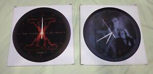 X-Files Two Clocks in original boxes