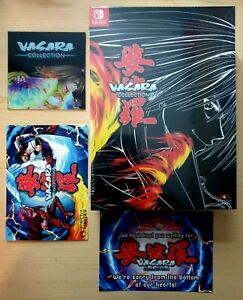 Vasara Collection - Collector's Edition - Switch - Strictly Limited - Sealed