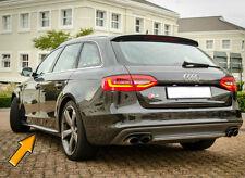 AUDI A4 B8 AVANT BERLINA RESTYLING 2012+ MINIGONNE LATERALI SLINE S4 RS4