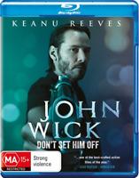 JOHN WICK : NEW Blu-Ray