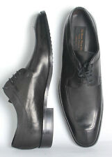 Mens Shoes TO BOOT NEW YORK Black Adam Derrick Split Toe Oxfords Size 11.5 US