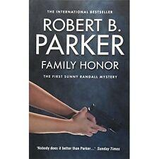 Family Honor-ExLibrary
