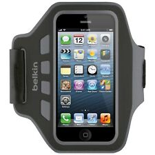 Belkin Slim Fit Plus Armband for iPhone 5 5c and 5s - Black