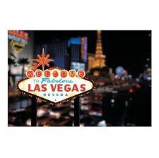 Las Vegas Backdrop Banner Decor Photo Op Poker Night Casino Birthday Party Event