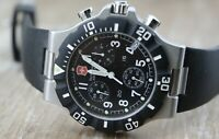Victorinox Swiss Made Chronograph Mens Swiss Watch