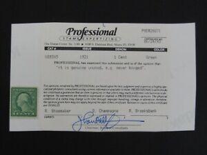 Nystamps US Stamp # 545 Mint OG NH $400 PSE Certificate e20yk