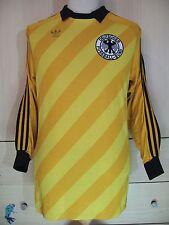WEST GERMANY EURO 1984 GOALKEEPER GOALIE VINTAGE FOOTBALL TRIKOT SOCCER SHIRT M