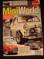 Mini World - Miniworld  # July 2010 - Cooper Sport 5 - Cooper S