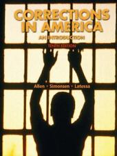 Corrections In America by Harry E Allen *Shrink wrapped with unopened software*