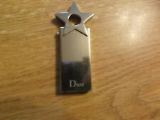 AUTHENTIC CHRISTIAN DIOR  FACE POWDER MAKEUP BRUSH with STAR