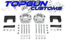 """1986-1995 Toyota IFS Pickup 3"""" Inch Lift Kit Spacers 4X4 w/ Shock Extenders"""