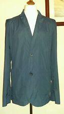 Levis Strauss Impermeable Chaqueta Abrigo Azul Talla Grande de peso ligero