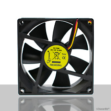 90mm Gembird Case Fan 9cm Silent Fan for Computer 90 x 90 x 25 mm FANCASE2-BALL