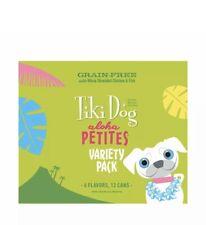 Tiki Dog Aloha Petites Variety Pack Small Breed Wet Dog Food, 3.5 oz., 12 CANS