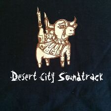 Rare Desert City Soundtrack Indie Rock Band T-Shirt (Youth M) NWOT Built To Spil