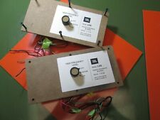 JBL LX15 2 Crossovers - Speaker 075 le14 D130 D131 D123 C36 C38 N2400 le20 NICE!