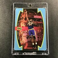 SHAQUILLE O'NEAL SHAQ 1998 UPPER DECK IONIX S7 SKYONIX HOLOFOIL REFRACTOR LAKERS