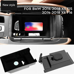 For BMW X5 F15 / X6 F16 2014-2018 QI Wireless Phone Charger Pad Charging Board