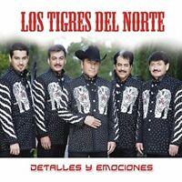 Los Tigres Del Norte Detalles y Emociones CD New Sealed