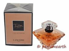 Tresor L'Eau De Parfum By Lancome 3.4/3.3 Oz Edp Spray For Women New In Box