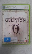 The elder scrolls IV Oblivion Xbox 360 Classics edition