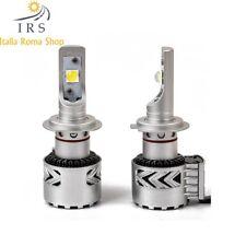 H7 KIT DUE LAMPADE LED XHP70 SPECIFICHE PER FARO LENTICOLARE CANBUS