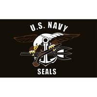 Airsoft Flag U.S. Navy Seals tactical team Devgru   1 X 1,5 metros