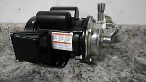 Dayton 4JMW6A 1/3 HP 3450 RPM 115/230V 48 Ft Max Head Centrifugal Pump
