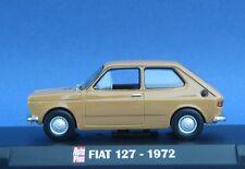 FIAT 127 1972 DIECAST 1:43 COLLECTIBLE CAR IXO - AUTO COLLECTION 67