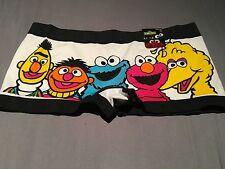 Sesame Street Boy Short Underwear NWT Sz L Free Shipping Seamless