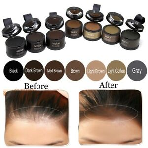 Sevich Fluffy Thin Powder Pang Line Shadow Makeup Hair Concealer Root Covers Up