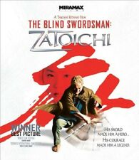 The Blind Swordsman: Zatoichi [New Blu-ray]