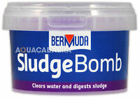 Bermuda Sludge Bomb Pond Crystal Clear Water Breaks Down Waste Healthy Fish Koi