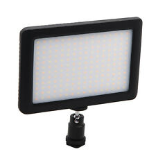 12W 192 LED Studio Video Continuous Light Lamp For Camera DV Camcorder Blac C6N5