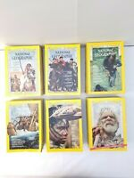 National Geographic Magazines Full Years 1965 - 2000 Most With All Inserts/Maps