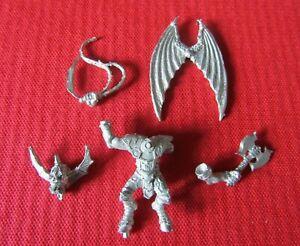 Blood Thirster Greater Daemon khorne 1988 Citadel Miniature Games Workshop (B1)