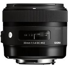 Sigma 30mm F1.4 DC HSM Lente 'a' - Ajuste De Canon