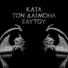 Rotting Christ - Kata Ton Daimona Eaytoy CD 2013 symphonic black metal Greece