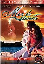 MAR DE AMOR - TELENOVELA - 2011 - NEW - 3 DVDS - BRAND NEW - NEW!!NEW!!