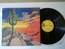 RARE LP PROMO / THE NEW CACTUS / SON OF CACTUS / 1973