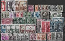 ###  Belgien 1928-1957 - große Rest-Partie (o)  ###