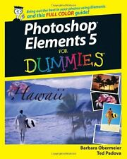 Photoshop Elements 5 For Dummies (For Dummies (Com