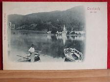 Fotokarte - Ossiach am See / Kärnten - ungelaufen - vor 1905 - sehr schön !!